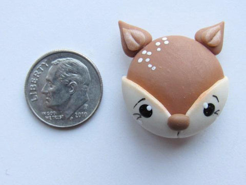 Needle Minder ~ Felix Fox (Clay)