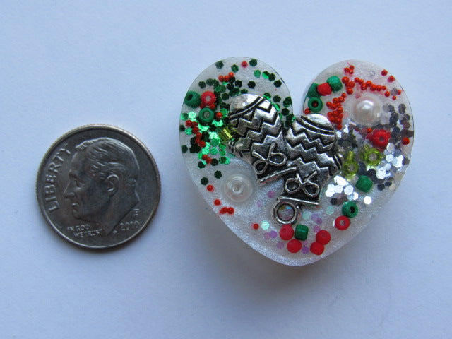 Needle Minder ~ Christmas Treasures #9 - ONE OF A KIND!