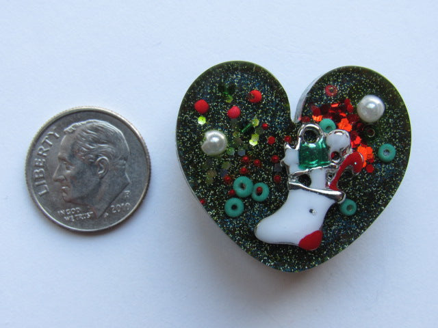 Needle Minder ~ Christmas Treasures #12 - ONE OF A KIND!
