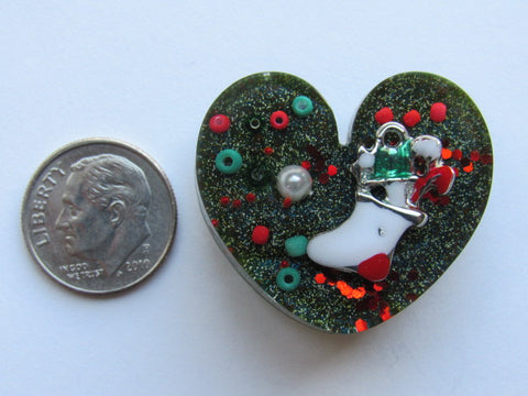 Needle Minder ~ Christmas Treasures #17 - ONE OF A KIND!