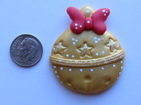 Needle Minder - Jingle Bell  (Clay)