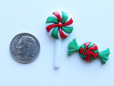 Needle Minder ~ Christmas Candy (Set of 2)