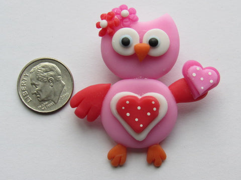 Needle Minder - Owl Love You (Clay) ONE OF A KIND!