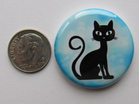 "1.25"" Button Magnet ~ Cat #2"
