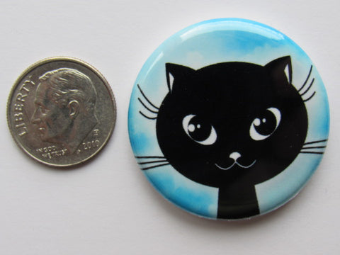 "1.25"" Button Magnet ~ Cat #1"