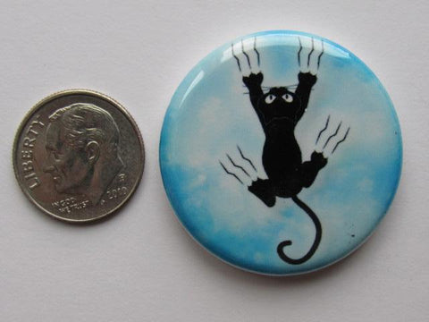 "1.25"" Button Magnet ~ Cat #4"