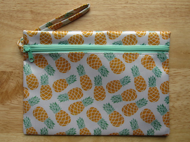 Accessory Bag ~ Pineapples