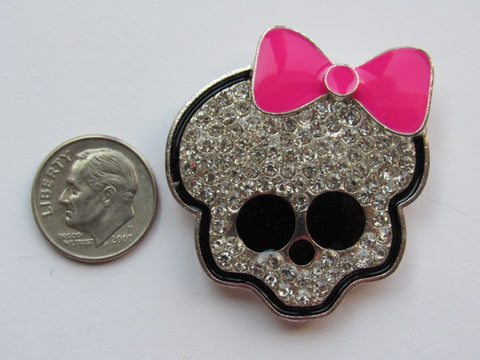 Needle Minder - Christine w/pink Bow ONE OF A KIND!