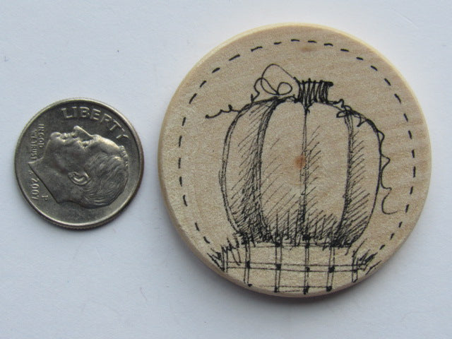 Michelle Palmer Needle Minder ~ Pumpkin Hill JP5 (One of a Kind!)