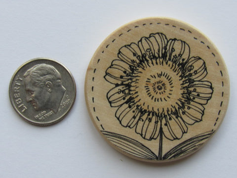 Michelle Palmer Needle Minder ~ Summer Garden A3 (One of a Kind!)