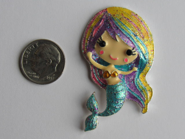 Needle Minder ~ Rainbow Mermaid