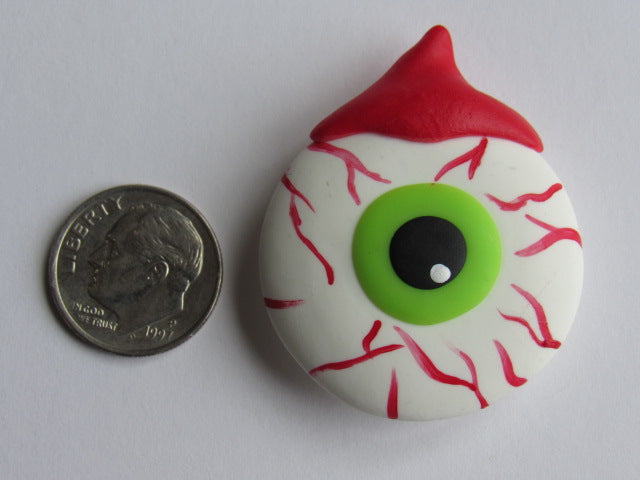 Needle Minder ~ EyeEEK!  (Clay)  ONE OF A KIND!