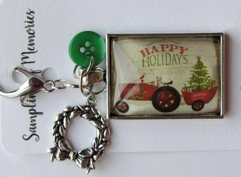 Sampling of Memories ~ Tractor w/Tree (Very Limited # in-stock!)