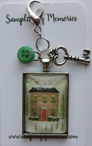 Sampling of Memories ~ Christmas House (Very Limited # in-stock!)