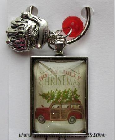 Sampling of Memories ~ Car w/Tree Thread Keep (Very Limited # in-stock!)