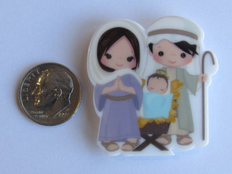 Needle Minder ~ The Holy Family