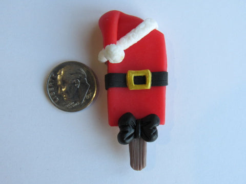 Needle Minder - Santa Pop (Clay)