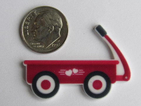 Needle Minder ~ Little Red Wagon