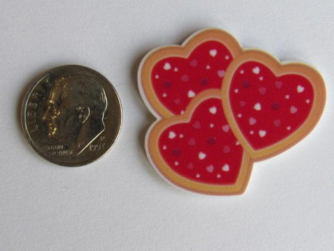 Needle Minder ~ Heart Cookies