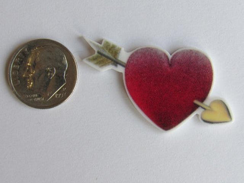 Needle Minder ~ Heart w/Arrow