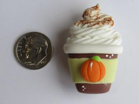 Needle Minder - Pumpkin Spice Latte (Clay)