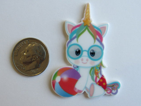 Needle Minder ~ Beach Ball Unicorn