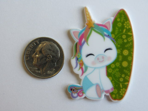 Needle Minder ~ Surfin' Unicorn