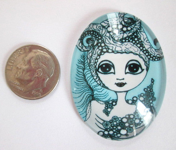 Needle Minder - Fantasy Girl #4…