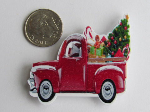 Needle Minder - CUTE Christmas Truck