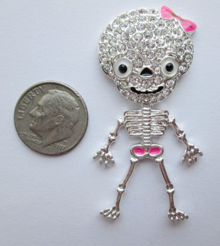 Needle Minder ~ Susie Skeleton