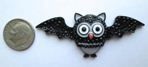 Needle Minder ~ Batty Boris Owl