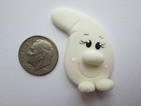 Needle Minder ~ Casper (Clay)