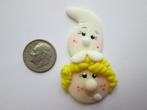 Needle Minder ~ Betty & Boo (Clay)
