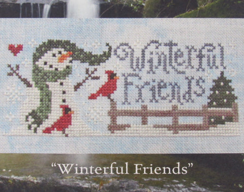 Silver Creek Samplers ~ Winterful Friends