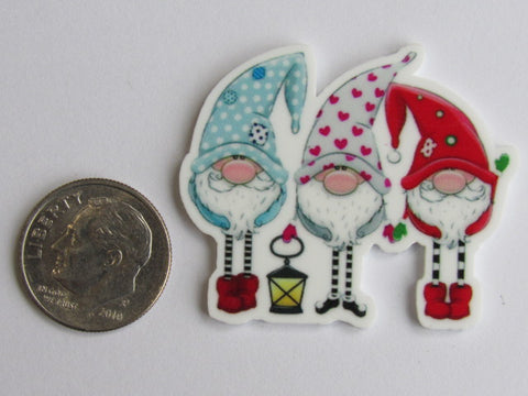Needle Minder ~ Three Gnomes (so cute!!)