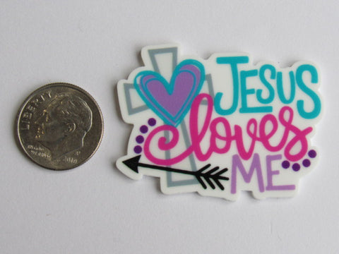 Needle Minder ~ Jesus Loves Me