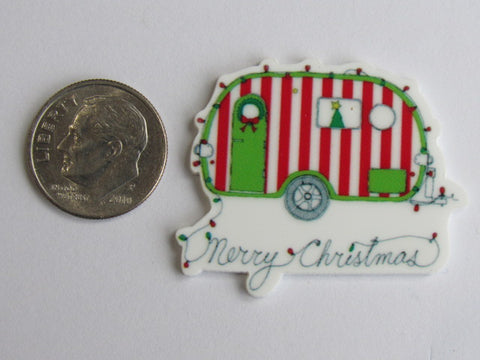Needle Minder  ~  Christmas Camper