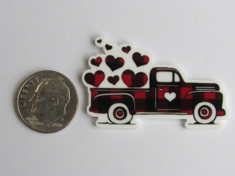 Needle Minder ~ Buffalo Plaid Truck