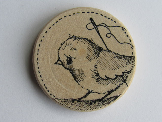 Michelle Palmer Needle Minder ~ Bird A45 (One of a Kind!)