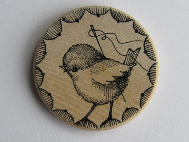 Michelle Palmer Needle Minder ~ Bird A38 (One of a Kind!)