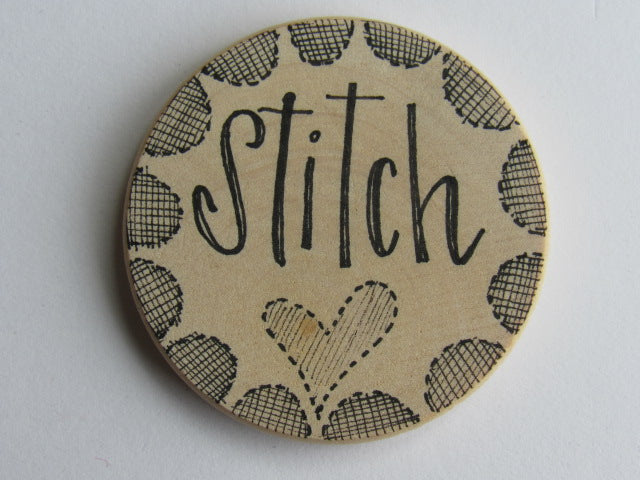 Michelle Palmer Needle Minder ~ Stitch A12 (One of a Kind!)