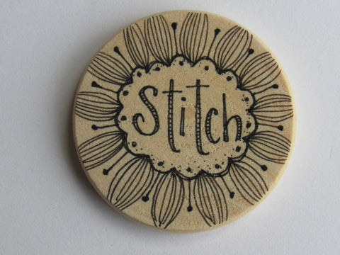 Michelle Palmer Needle Minder ~ Stitch A96 (One of a Kind!)