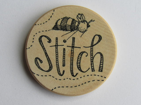 Michelle Palmer Needle Minder ~ Stitch A95 (One of a Kind!)