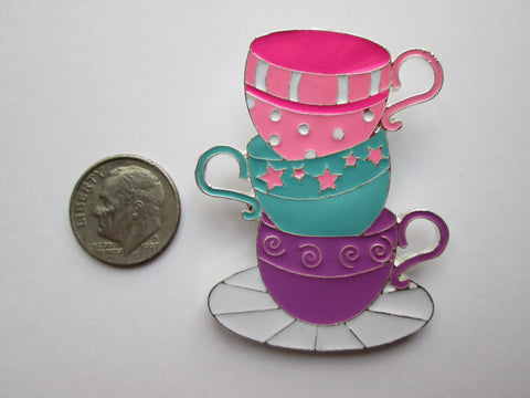 Needle Minder ~ Tea for Three