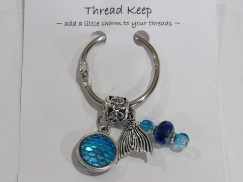 Mermaid Tail Thread Keep  - **Very limited # available!