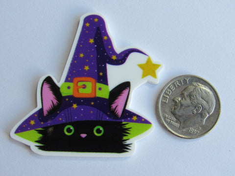 Needle Minder ~ Witchy Kitty