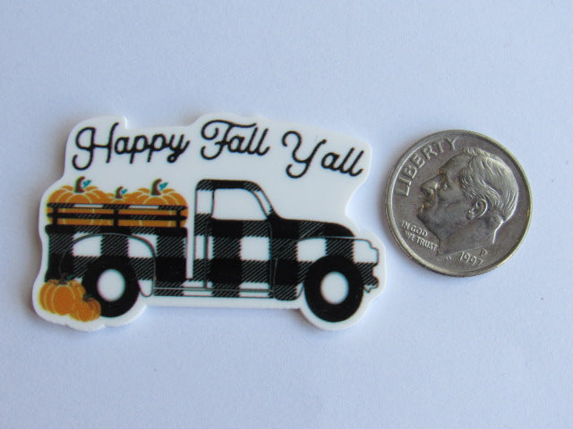 Needle Minder ~ Happy Fall Y'all Truck