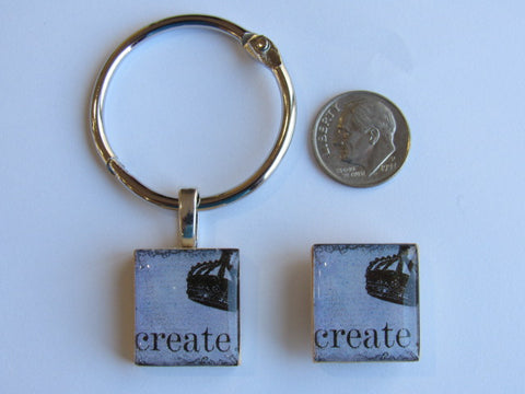 DSL Exclusive Floss Ring & Needle Minder SET ~ Create #2