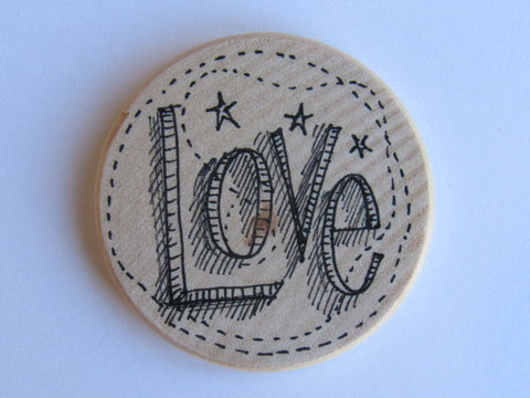 Michelle Palmer Needle Minder ~ Love N1 (One of a Kind!)