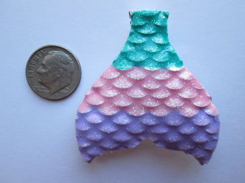 Needle Minder ~ Mermaid Tail (it glitters!)